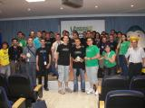 2nd Universitary Free Software Contest organizers, talkers and participants