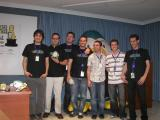 2nd Universitary Free Software Contest finalists