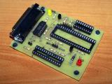 PIC programmer PCB
