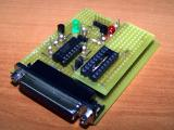 stripboard with adapter
